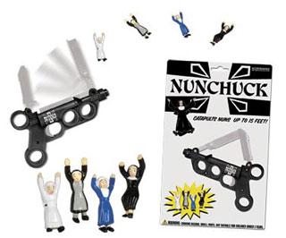 Nun Chucks